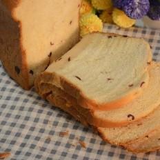 蔓越莓淡奶油面包