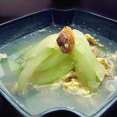 冬瓜蛤蜊汤