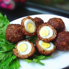琥珀鹌鹑蛋