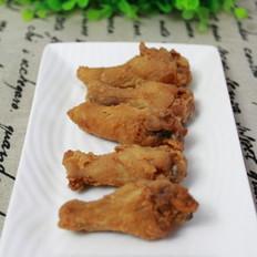 酥香炸鸡腿