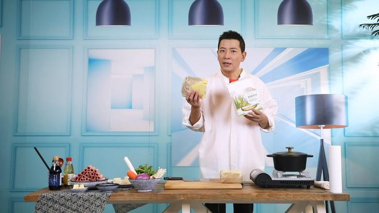 戴军下厨做汤小调寿喜锅,超鲜的做法