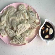 西葫芦猪肉馅水饺