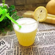 甘蔗雪梨汁