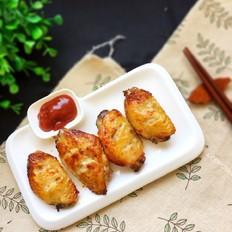 烤翅中(空气炸锅版)