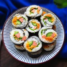 肉松蛋黄寿司