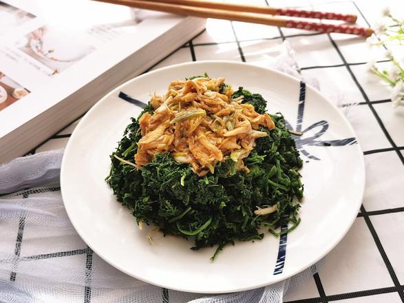 初春吃野菜,米米蒿别错过的做法