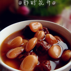 话梅芸豆的做法
