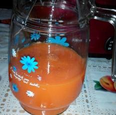 红萝卜橙汁