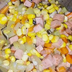 营养玉米粒