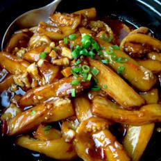 广式咸鱼茄子