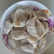 嫩藕猪肉水饺