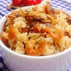 电饭锅版海鲜焖饭