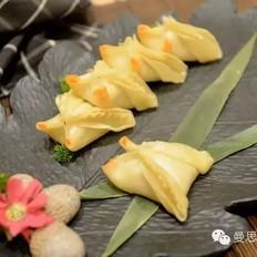 传统面食 ——飞蛾饺(内附制作视频链接)