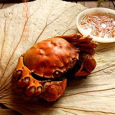 荷香原味大闸蟹