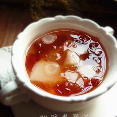桃胶参果茶的做法大全