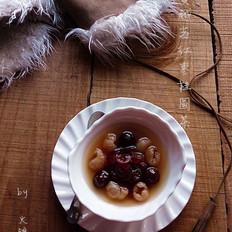 蔓越莓红枣桂圆茶