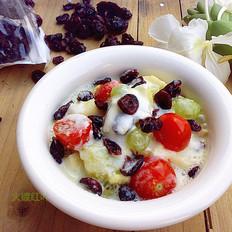 蔓越莓水果捞