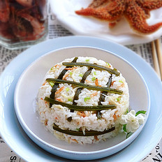 海带鱼香焖饭