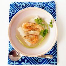 海虾煮萝卜