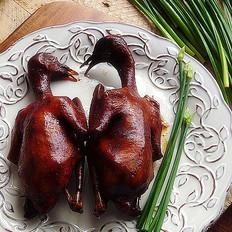 压锅酱烤乳鸽