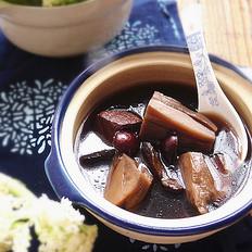 生地莲藕瘦肉汤