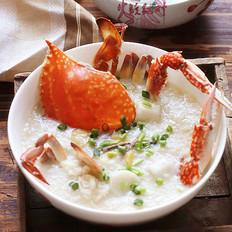 山药螃蟹粥