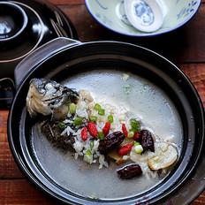 酒酿鲫鱼汤