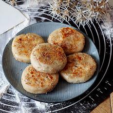 脆皮萝卜丝肉饼