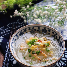 虾米榨菜萝卜丝