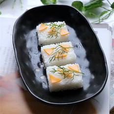 奶酪油盐饭团