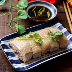 白切鸡放点它,清香不油腻,肉质嫩滑好吃,方法很简单