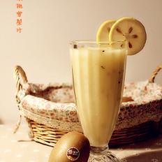 猕猴桃雪梨汁