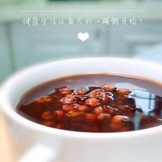 祛湿赤豆薏米汤