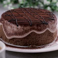 网红脏脏蛋糕