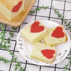 心机磅蛋糕