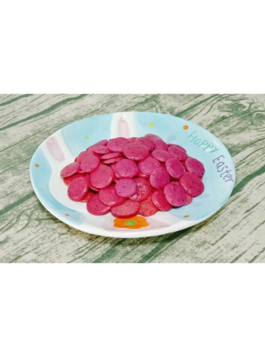 火龙果鸡蛋软饼 (宝宝辅食)