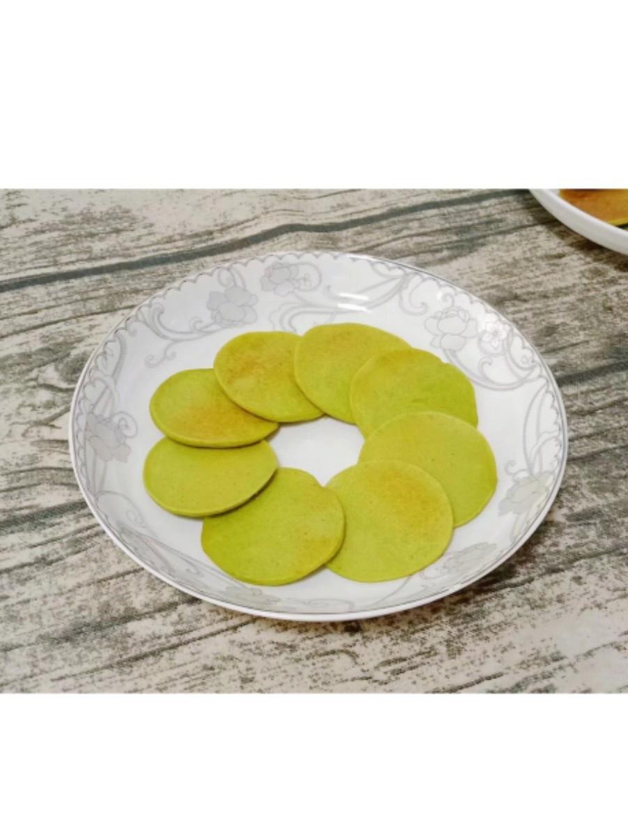 牛油果酸奶松饼 (宝宝辅食)