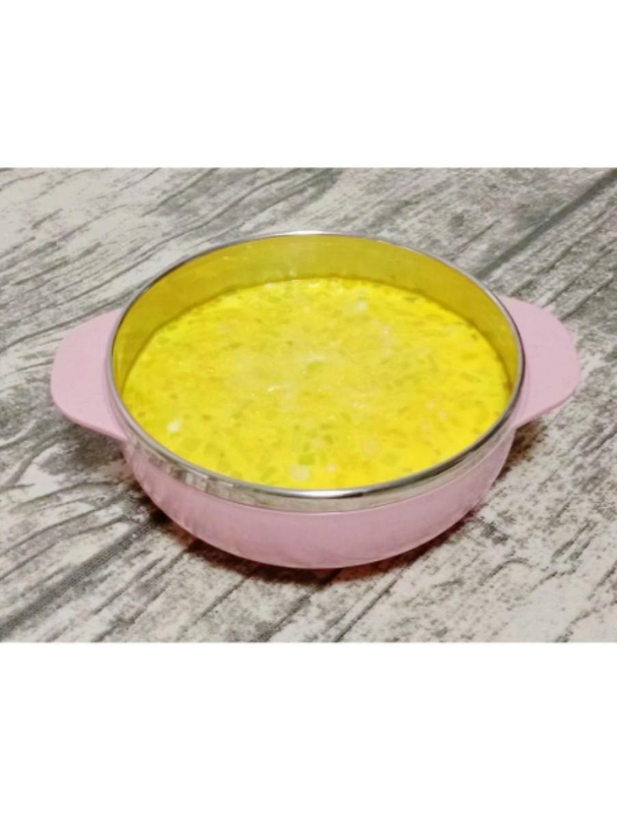 虾仁米饭鸡蛋羹 (宝宝辅食)