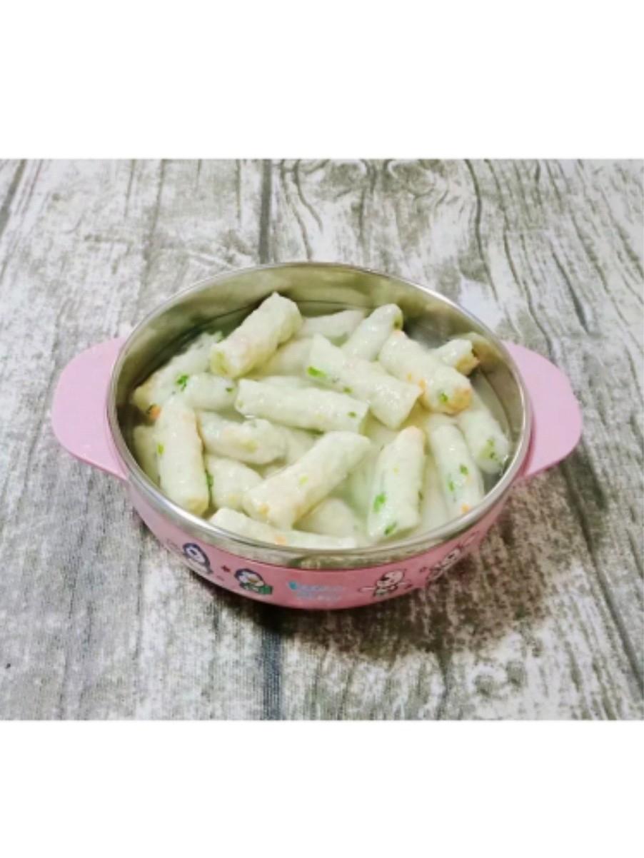 鲜虾土豆条 (宝宝辅食)