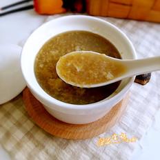 红糖蛋花甜汤