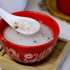 鸡肉碎米香粥