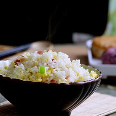 培根葱香炒饭