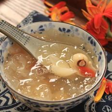 雪蛤雪燕百合润肺汤