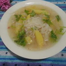 萝卜土豆汤