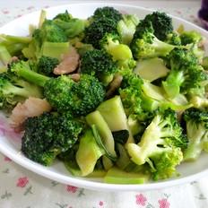 花椰菜炒肉