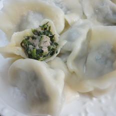 山芹菜饺子