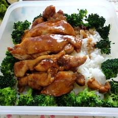 九阳4.0铁釜电饭煲.照烧鸡腿饭