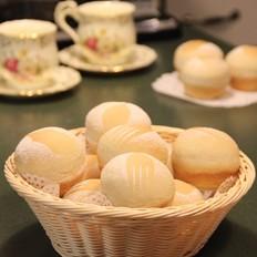 杏香枫糖豆沙小餐包