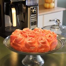 浪漫玫瑰包的做法