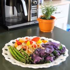 高颜值的养生菜的做法